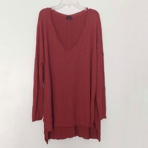 Urban Outfitters Out From Under Red Sweater
